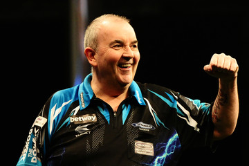 Phil Taylor Betway Premier League Darts  - Exeter