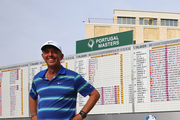 "Phil ""Wobbly"" Morbey Portugal Masters - Day Two"