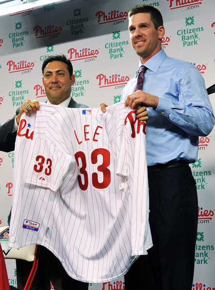 Cliff Lee. In This Photo: Cliff Lee,