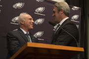 Jeffrey Lurie Doug Pederson Photos Photo