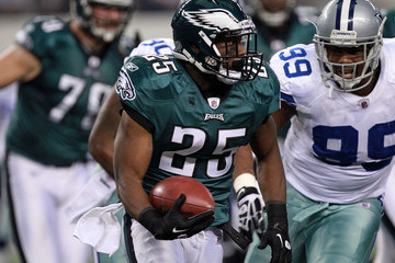 Kenyon Coleman Philadelphia Eagles v Dallas Cowboys