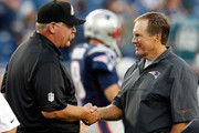 Bill Belichick Andy Reid Photos Photo