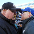 Tom Coughlin and Andy Reid Photos