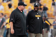 Mike Tomlin and Andy Reid Photos Photo