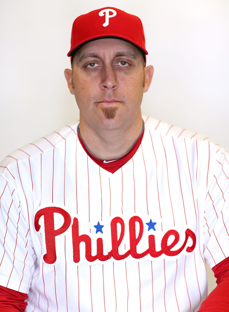 Aaron Harang Photos Photos Philadelphia Phillies Photo