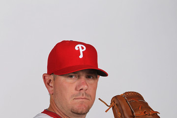Dan Meyer Philadelphia Phillies Photo Day