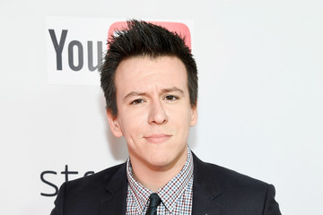 Philip DeFranco The 6th Annual Streamy Awards Hosted by King Bach and Live Streamed on YouTube - Red Carpet