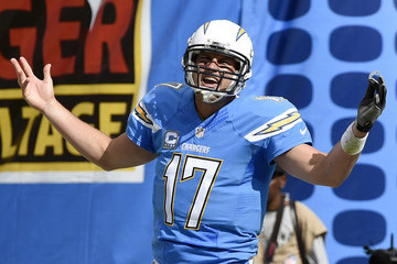 Philip Rivers Kansas City Chiefs v San Diego Chargers