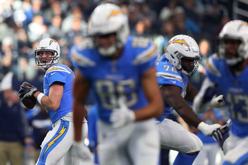 Philip Rivers Los Angeles Chargers v Dallas Cowboys