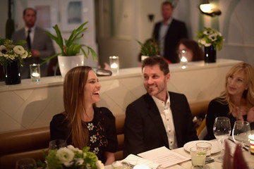 Philip Schneider The Hollywood Reporter And Hudson's Bay Celebrate 'Colette' And 'What They Had' With Bleecker Street And Elevation Pictures At TIFF