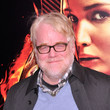 Philip Seymour Hoffman 'The Hunger Games: Catching Fire' Premieres in NYC — Part 3