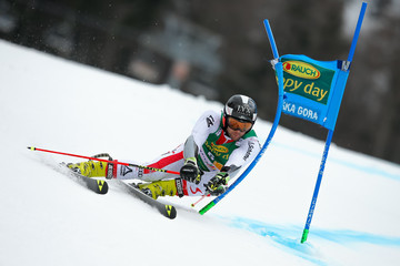 Philipp Schoerghofer Audi FIS Alpine Ski World Cup - Men's Giant Slalom