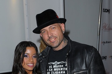 Lupe Fuentes Philippe West Hollywood Grand Opening