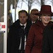 Philippe of Belgium King Philippe Of Belgium And Queen Mathilde Attend The 75th Battle Of The Bulge Anniversary Remembrance Ceremony In Bastogne