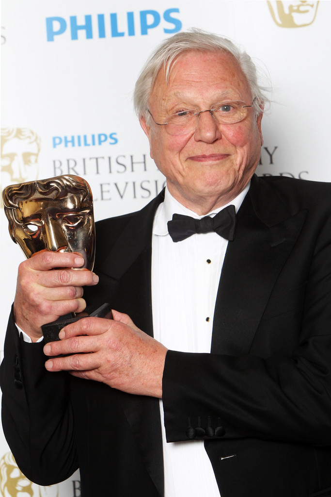 David Attenborough Photos Philips British Academy