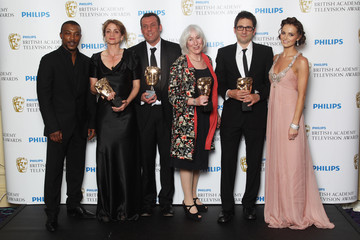 Lee Morris Philips British Academy Television Awards - Winners Boards