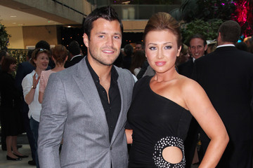 Mark Wright Lauren Goodger The Philips British Academy Television and British Academy Television Craft Awards - Nominees Party