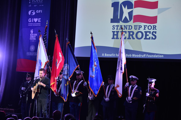 10th Annual Stand Up for Heroes - Show