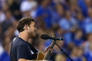 Phillip Phillips San Francisco Giants v Kansas City Royals