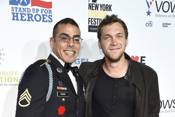 Phillip Phillips The New York Comedy Festival and The Bob Woodruff Foundation Present the 10th Annual Stand Up for Heroes Event