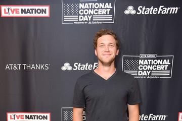 Phillip Phillips Live Nation Celebrates The 3rd Annual National Concert Day