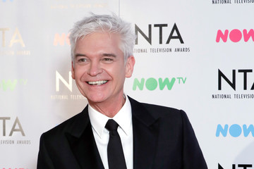 Phillip Schofield National Television Awards - Press Room