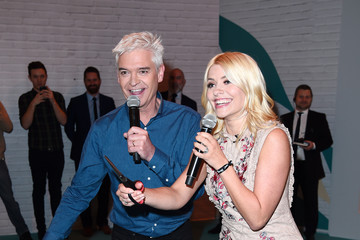 "Phillip Schofield ""This Morning"" Live"