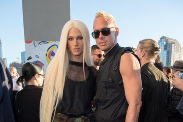 Phillipe Blond The Daily Front Row Summer Premiere Party