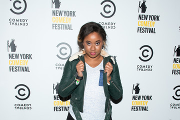 Phoebe Robinson Comedy Central's New York Comedy Festival Kick-Off Party Celebration