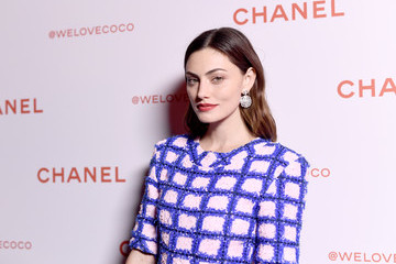 Phoebe Tonkin Chanel Party to Celebrate the Chanel Beauty House and @WELOVECOCO