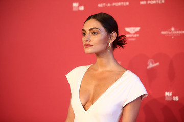 Phoebe Tonkin MAAS Centre for Fashion Ball - Arrivals