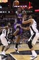 Amare Stoudemire and Tim Duncan Photos Photo