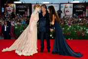 Al Pacino and Jessica Chastain Photos Photo