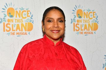 Phylicia Rashad 'Once on This Island' Broadway Opening Night - Arrivals & Curtain Call