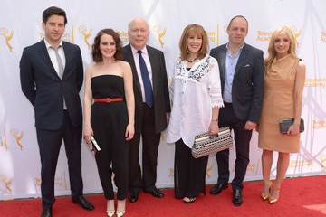 "Phyllis Logan Joanne Froggatt The Television Academy Presents An Afternoon with ""Downton Abbey"" - Arrivals"