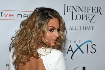 Pia Toscano Jennifer Lopez Launches 'Jennifer Lopez: All I Have' at Planet Hollywood in Las Vegas - Arrivals