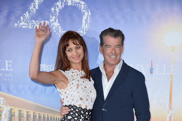Pierce Brosnan 'Get On Up' Photocall - 40th Deauville American Film Festival