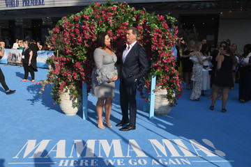 Pierce Brosnan 'Mamma Mia! Here We Go Again' World Premiere