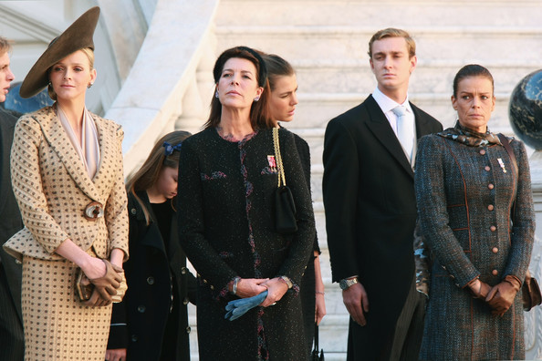charlotte casiraghi caroline. Pierre Casiraghi and Charlotte