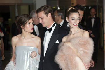 Pierre Casiraghi Rose Ball 2014 In Aid Of The Princess Grace Foundation In Monaco