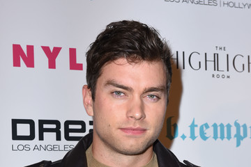 Pierson Fode NYLON's It Girl Party at the Highlight Room at Dream Hollywood