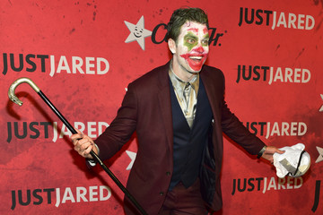 Pierson Fode Stars Attend Just Jared's 7th Annual Halloween Party