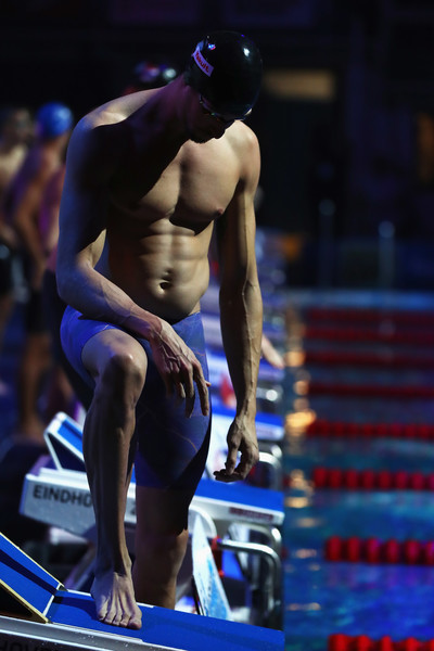 FINA Swimming World Cup 2018 - Day Three
