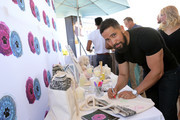 Neil Brown Jr. attends Pilot Pen & GBK Celebration Lounge - Day 2 at L'ermitage on September 15, 2018 in Beverly Hills, California