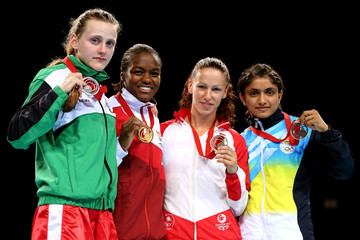 Pinki Rani 20th Commonwealth Games: Boxing