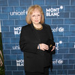 Piper Laurie Montblanc And UNICEF Celebrate The Launch Of Their New