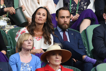 Pippa Middleton Day One: The Championships - Wimbledon 2016