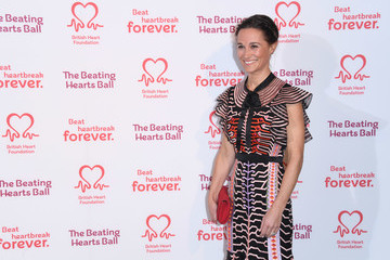 Pippa Middleton British Heart Foundation Beating Hearts Ball - Red Carpet Arrivals