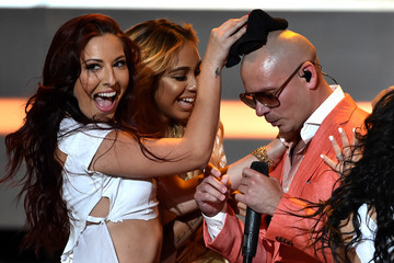 Pitbull iHeartRadio Music Awards Show
