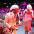 Nile Rodgers Photos - Nile Rodgers of Chic performs onstage at Pitchfork And October Present OctFest 2018 at Governors Island on September 9, 2018 in New York City. - Pitchfork And October Present OctFest 2018 - Day 2